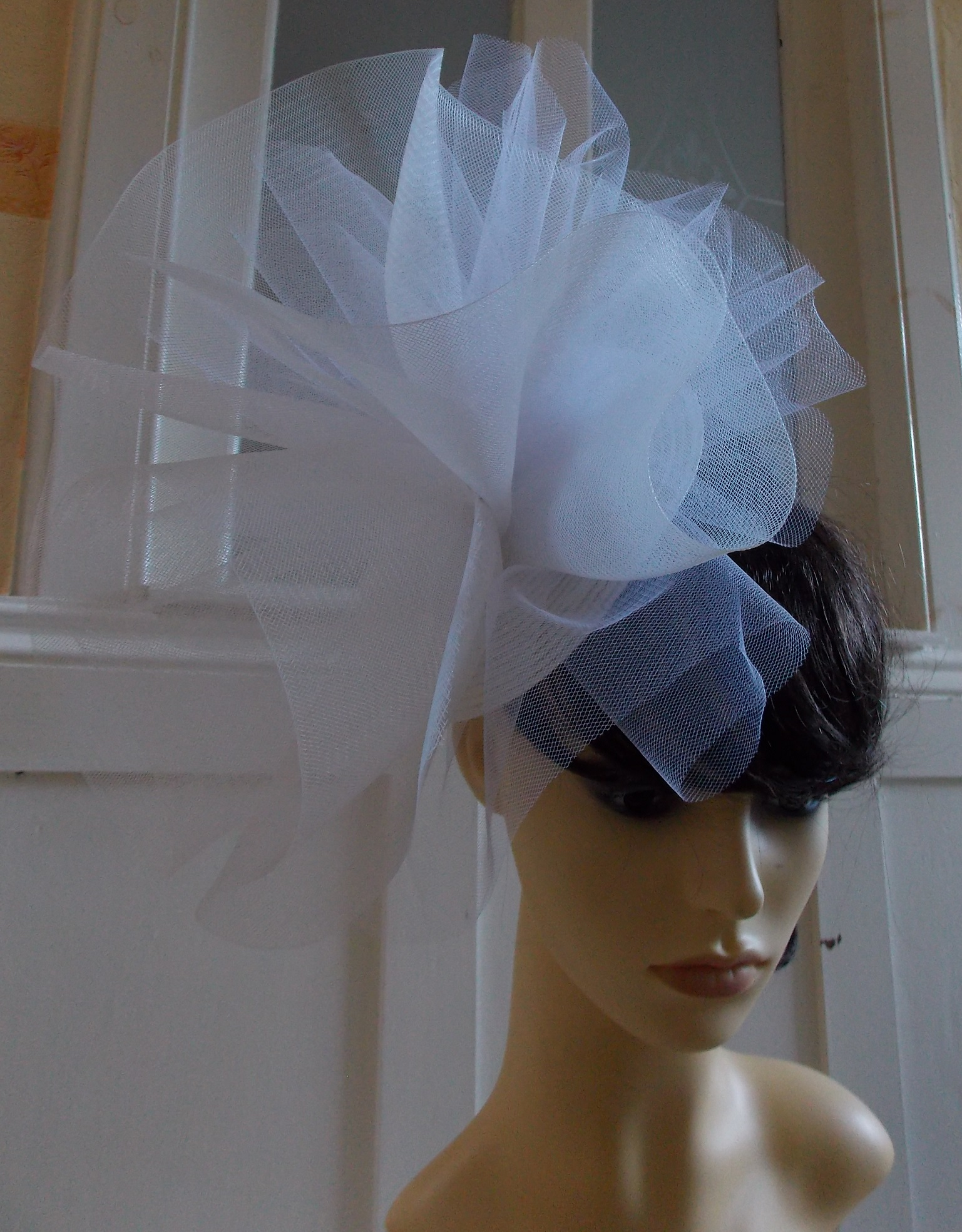 Crin lotas headpiece 1