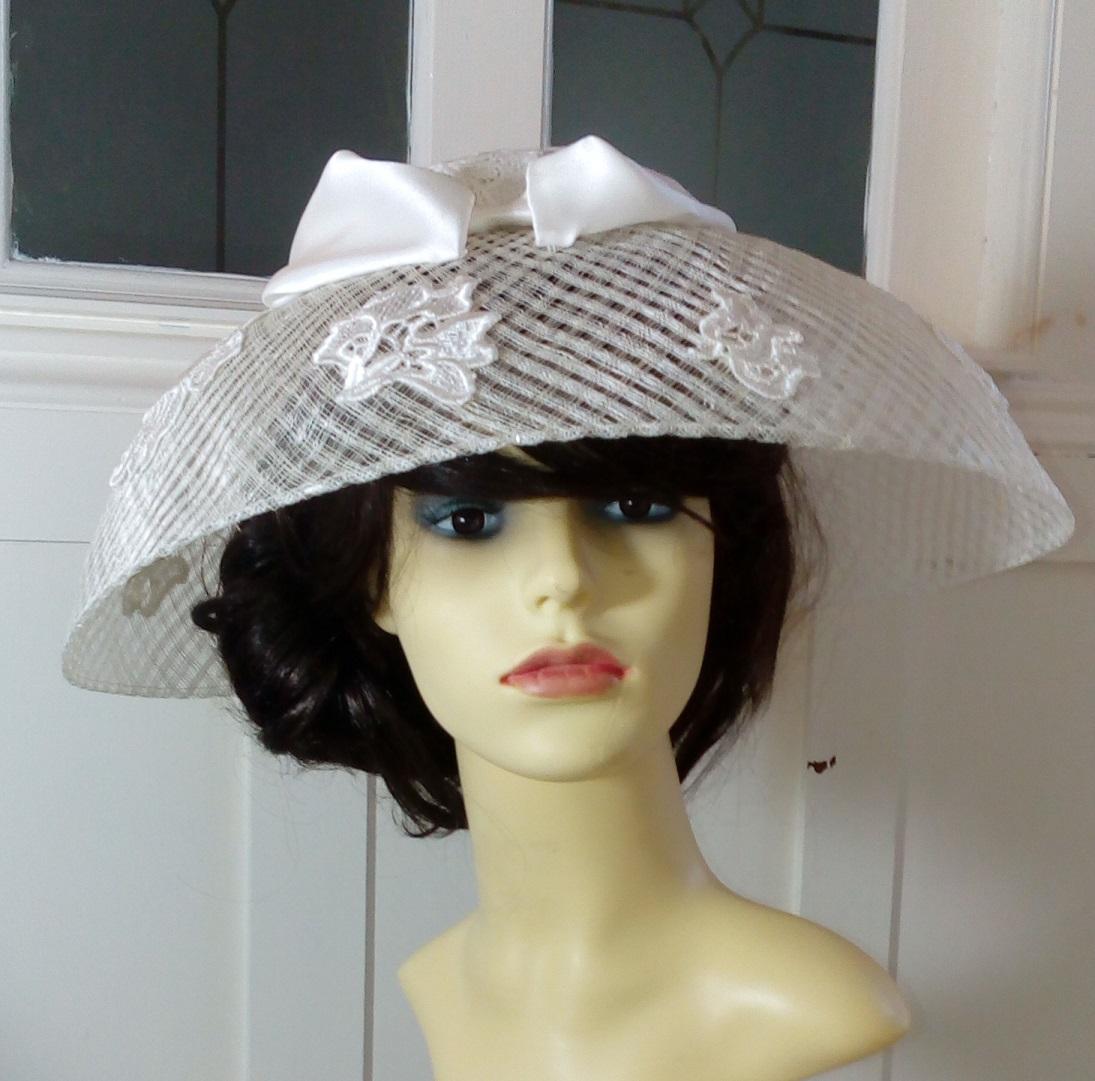 Bridal hat 1